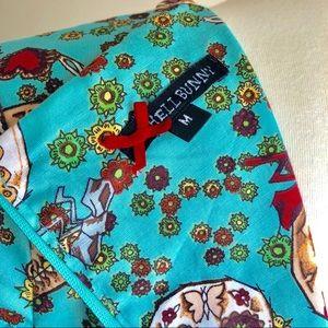 Hell Bunny Dresses - Sasha Sugar Skull Dress Size M Hell Bunny Turquois